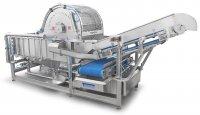 Lavatrice in linea processo basilico - Copia